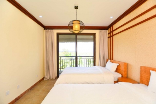 三亚顺泽福湾度假酒店整租(公寓式酒店)房间图片