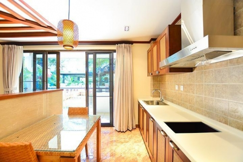 三亚顺泽福湾度假酒店整租(公寓式酒店)环境图片