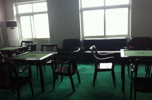天津市西青区为善园养老院设施图片