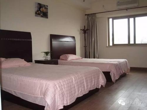 上海康乐福养老院房间图片