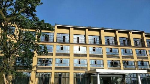 怡心园老年公寓外景图片