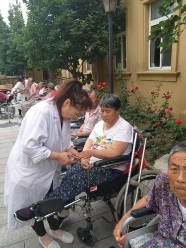 北京市平谷区吉祥老年公寓服务图片
