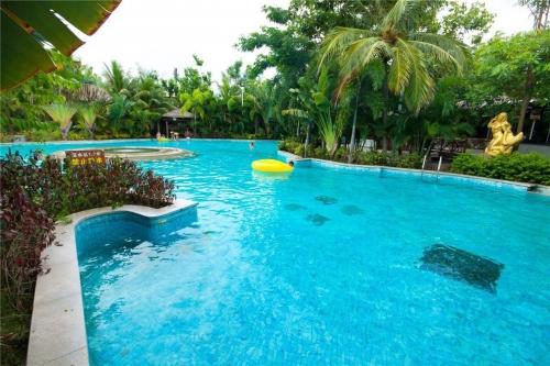 三亚槟榔河温泉酒店环境图片