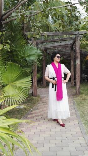 三亚槟榔河温泉酒店老人图片