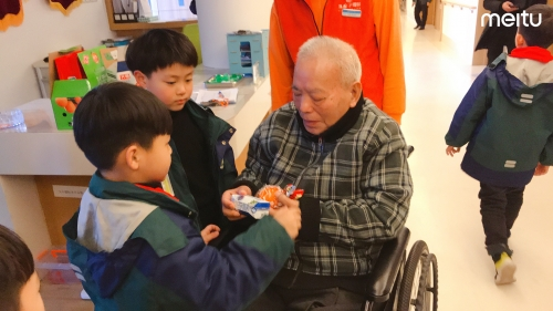 杭州良渚随园护理院【医保】老人图片