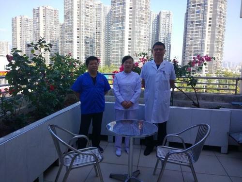 厦门兴锦园老年公寓护工图片