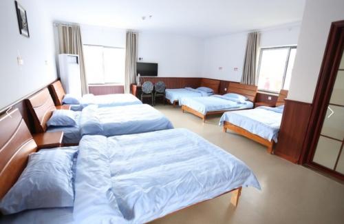 金舰山庄颐养院房间图片