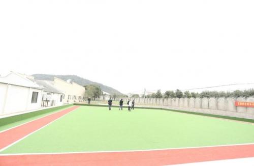金舰山庄颐养院环境图片
