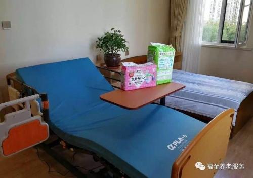 马桥子街道华润社区养老服务中心房间图片