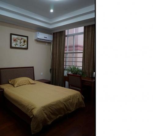 上海康乐福杭州凯超养老公寓房间图片