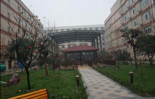 上海康乐福杭州凯超养老公寓外景图片