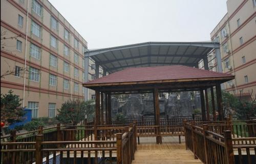 上海康乐福杭州凯超养老公寓环境图片
