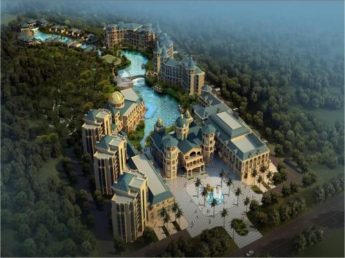 温泉▪云南国际医疗养老中心外景图片