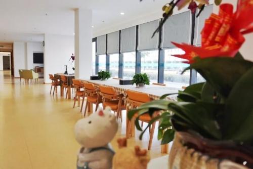 朗詩常青藤·上元大街站環境圖片