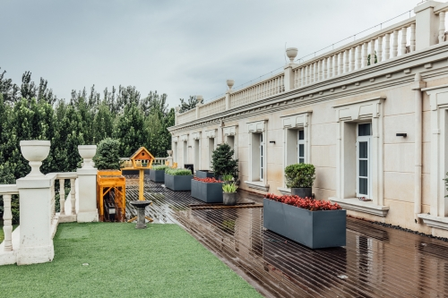 星堡香山长者公寓(海淀区高端养老院)外景图片