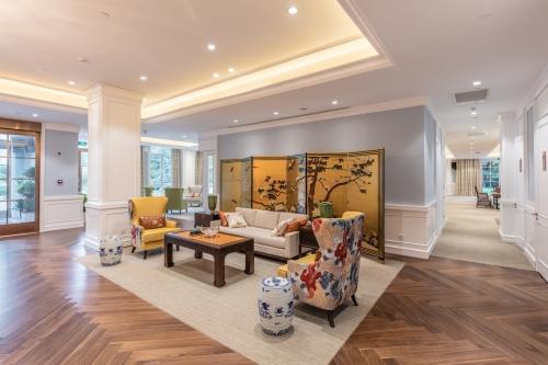 星堡香山长者公寓(海淀区高端养老院)设施图片