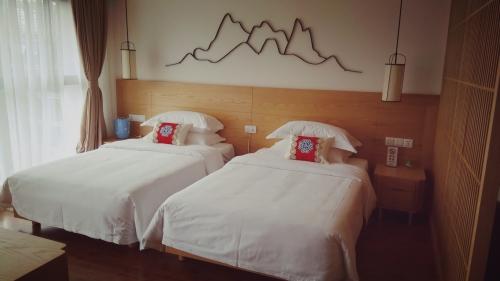 云间旅居养生公寓房间图片