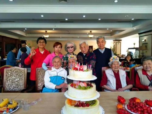 合众优年养老社区-武汉社区活动图片