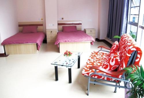 上海长寿家园养老院房间图片