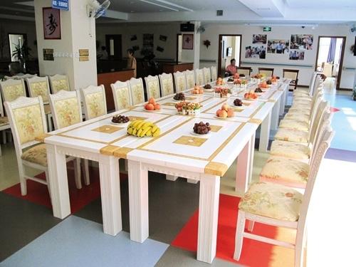 上海长寿家园养老院环境图片