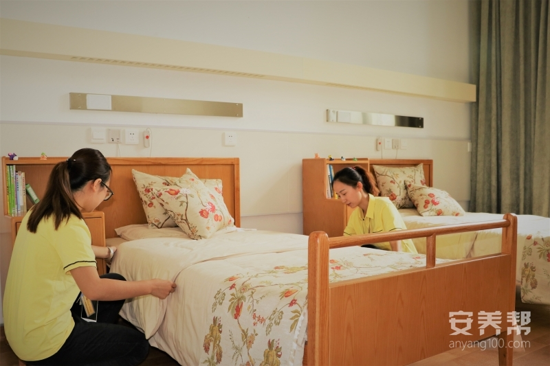 恭和老年公寓房�w�g�D片