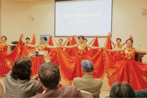 天津宜善园活动图片