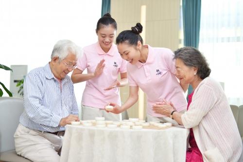 亲睦家·社区医养中心 活动图片