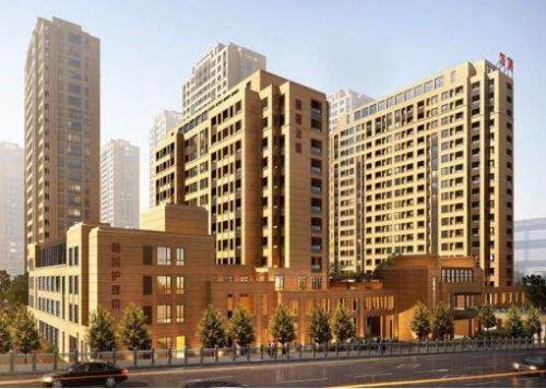 萧山区海月随园嘉树老年公寓外景图片