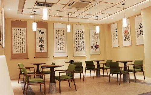 万科榕悦(滨江中店)设施图片