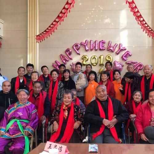 天津陶乐家养老机构(滨海新区)老人图片