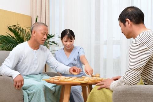 亲睦家·老年医院-护理院护工图片