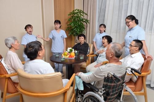 亲睦家·老年医院-护理院活动图片