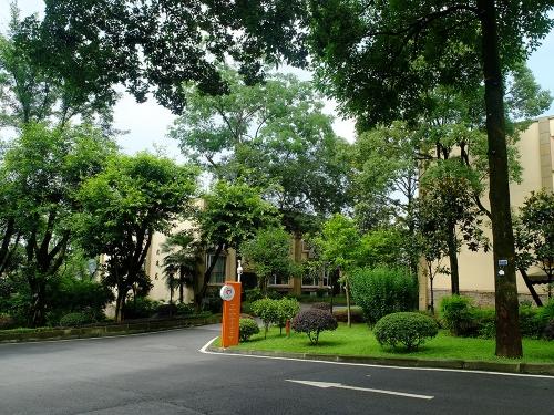 合展养老沙坪坝区天池老年护养中心外景图片