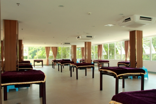 合展养老沙坪坝区天池老年护养中心设施图片