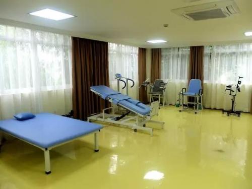 合展养老至上护理院设施图片