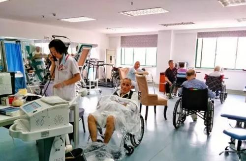 南京易发红日养老院服务图片
