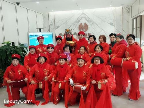 中海锦年福居长者公寓活动图片