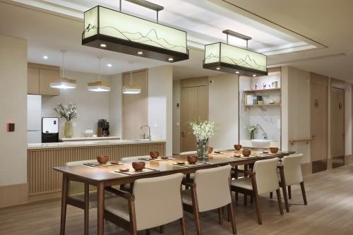 中海锦年福居长者公寓设施图片