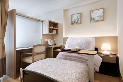 中海锦年福居长者公寓房间图片