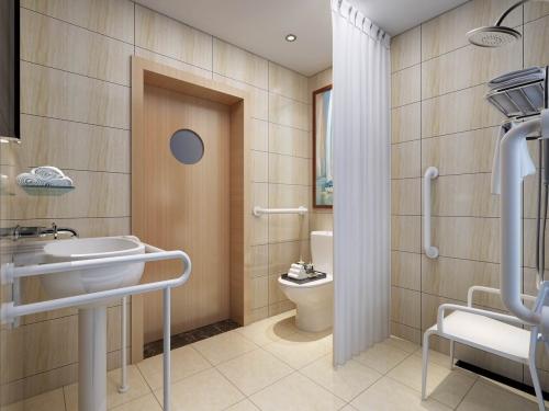 上海美源养老院设施图片