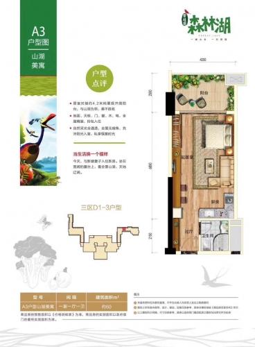 碧桂園森林湖孝德天下養老公寓房間圖片