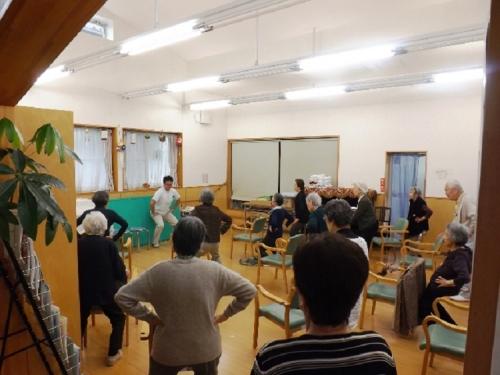 尊与堂长者社区活动图片