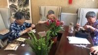 汇橙普惠(黄龙溪)养老中心活动图片