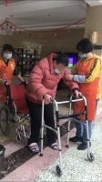 汇橙普惠(黄龙溪)养老中心老人图片