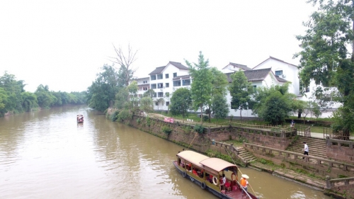 汇橙普惠(黄龙溪)养老中心外景图片