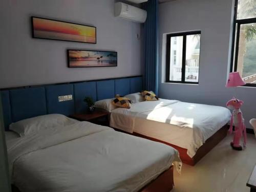 北海鲲海别墅老年度假公寓房间图片