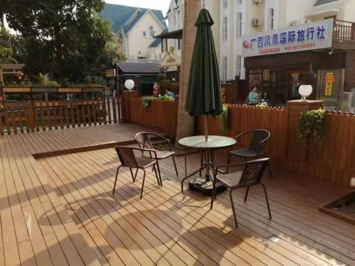 北海鲲海别墅老年度假公寓设施图片