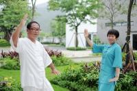 碧桂园永湖山庄养老社区活动图片