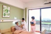 松鹤养老院西郊分院服务图片