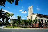 绿城双慈医院外景图片